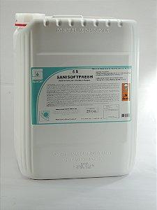 Sanisoftfresh: Desinfetante Para Lavar Roupas e Tecidos