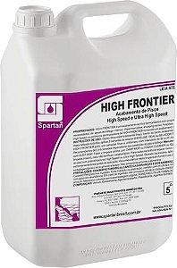 High Frontier: Acabamento de Pisos Antiderrapante