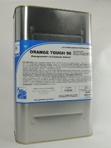 Orange Tough 90: Desengraxante com Solvente Natural (D' Limoneno)