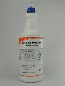 Brass Polish: Polidor de Metais