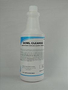 Bowl Cleanse:Limpador e Desincrustante Para Vaso Sanitário e Mictório