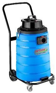 Aspirador de Pó e Liquido Industrial com Carrinho ASPCPL50