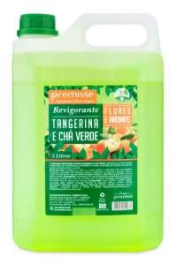 Sabonete Premisse Tangerina e Chá Verde