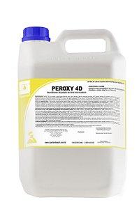Peroxy 4D: Desinfetante Hospitalar de Nível Intermediário