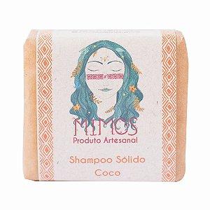 Shampoo Sólido de Coco - 100g