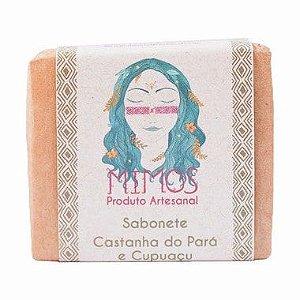 Sabonete de Castanha do Pará e Cupuaçu - 100g