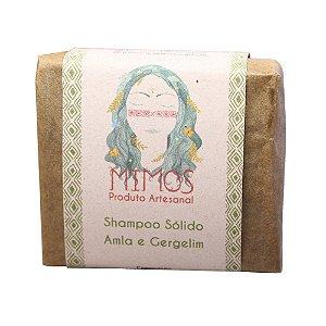 Shampoo de Amla e Gergelim - 100g