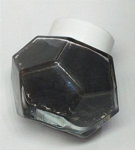 Esfoliante de argila preta - 40g