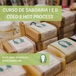 Curso de Saboaria I e II - Cold e Hot Process