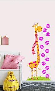 Régua de Crescimento-Girafa