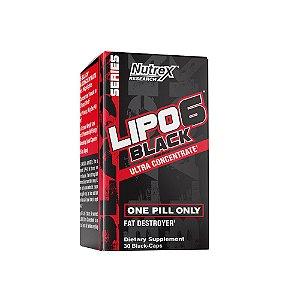 LIPO 6 BLACK ULTRA CONCENTRATE (60caps)