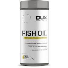 FISH OIL (120 CAPS)