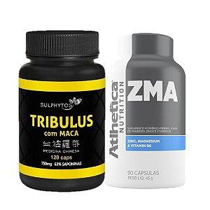 TRIBULUS COM MACA + ZMA