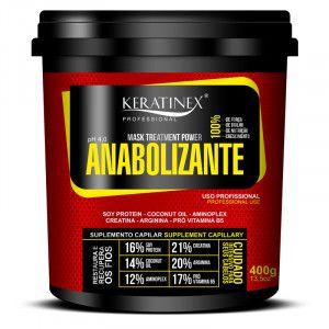 Anabolizante Capilar Keratinex 400g