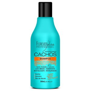 Shampoo FOREVER LISS para cabelos cacheados 300ml