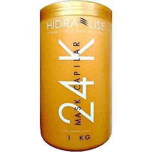 Hidra Lise Máscara de Hidrtação 24k 1kg