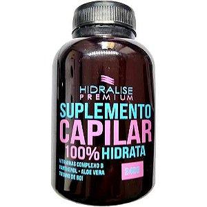 Suplemento Capilar 100% Hidrata Hidra Lise