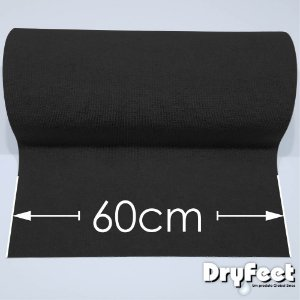 Tapete DryFeet Cinza 60cm de Largura por até 10 metros de comprimento