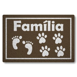 Capacho Linha Tapets Familia