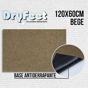 Tapete DryFeet Bege 120x60cm
