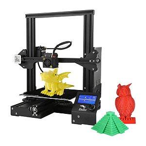 Impressora 3D Creality Ender 3 de 32 bits