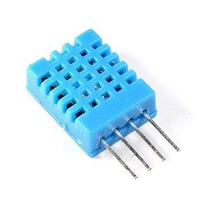 Sensor Temperatura e Umidade DHT11