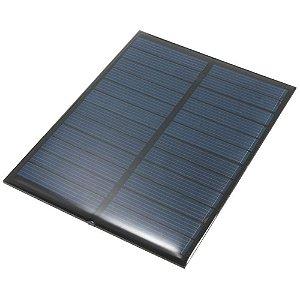 Mini Painel Placa Solar Fotovoltaica 5V 1W