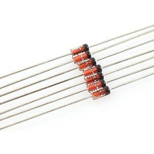 Diodo Zener (3,3V - 30V) 1W