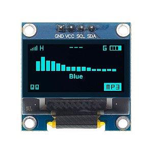 Display OLED 0.96″ I2C Azul