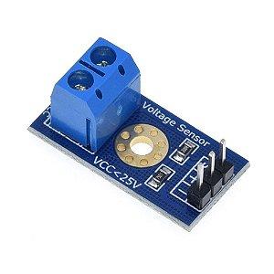 Módulo Sensor de Tensão