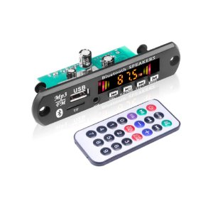 Mp3 Player com Bluetooth FM USB AUX 50W
