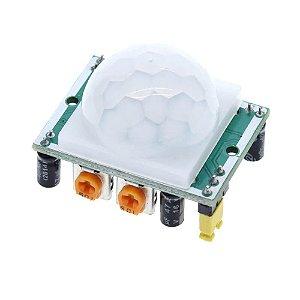 Sensor de Presença e Movimento PIR HC-SR501