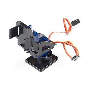 Suporte PAN TILT para Micro Servo Motor
