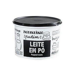Tupperware Pote Leite em Pó PB 1,2kg
