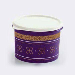 Tupperware Caixa Oriental 1,1 litro Roxa