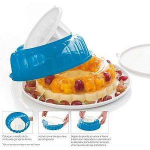 Tupperware Modele 1,5 Litros Azul Claro
