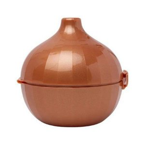 Tupperware Porta Cebola Bronze