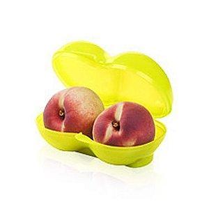 Tupperware Porta Frutas Amarelo Neon