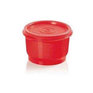 Tupperware Potinho 140ml Vermelho