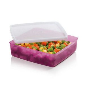 Tupperware Refri Box 400 ml Rosa