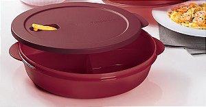 Tupperware Cristalwave Divisórias e Bandeja Removível 900ml