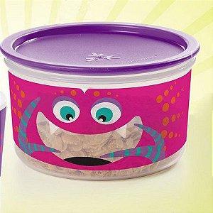 Tupperware Pote Master Monstrinhos 1,5 Litro