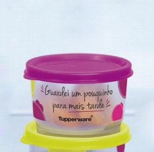 Tupperware Potinho de Sobra - Radish 140ml