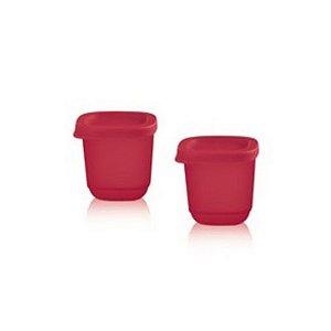 Tupperware Mini Refri Line Rosa 110ml