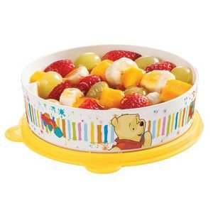 Tupperware Tupper Pratinho Pooh 500ml