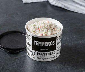 Tupperware Tupper Redondinha Tempero Caseiro PB 500ml