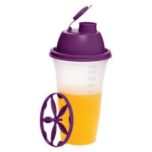 Tupperware Quick Shake II 500ml Lilás