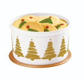 Tupperware Pote Master Natal 1,5 Litros
