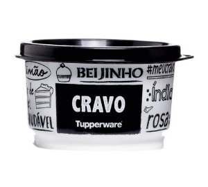 Tupperware Potinho PB Cravo 140ml