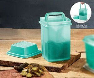 Tupperware Serve e Conserva Mint 1,2 Litros